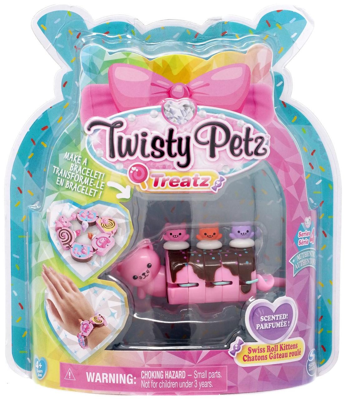 Twisty Petz Velvette Flying Unicorn Bracelet