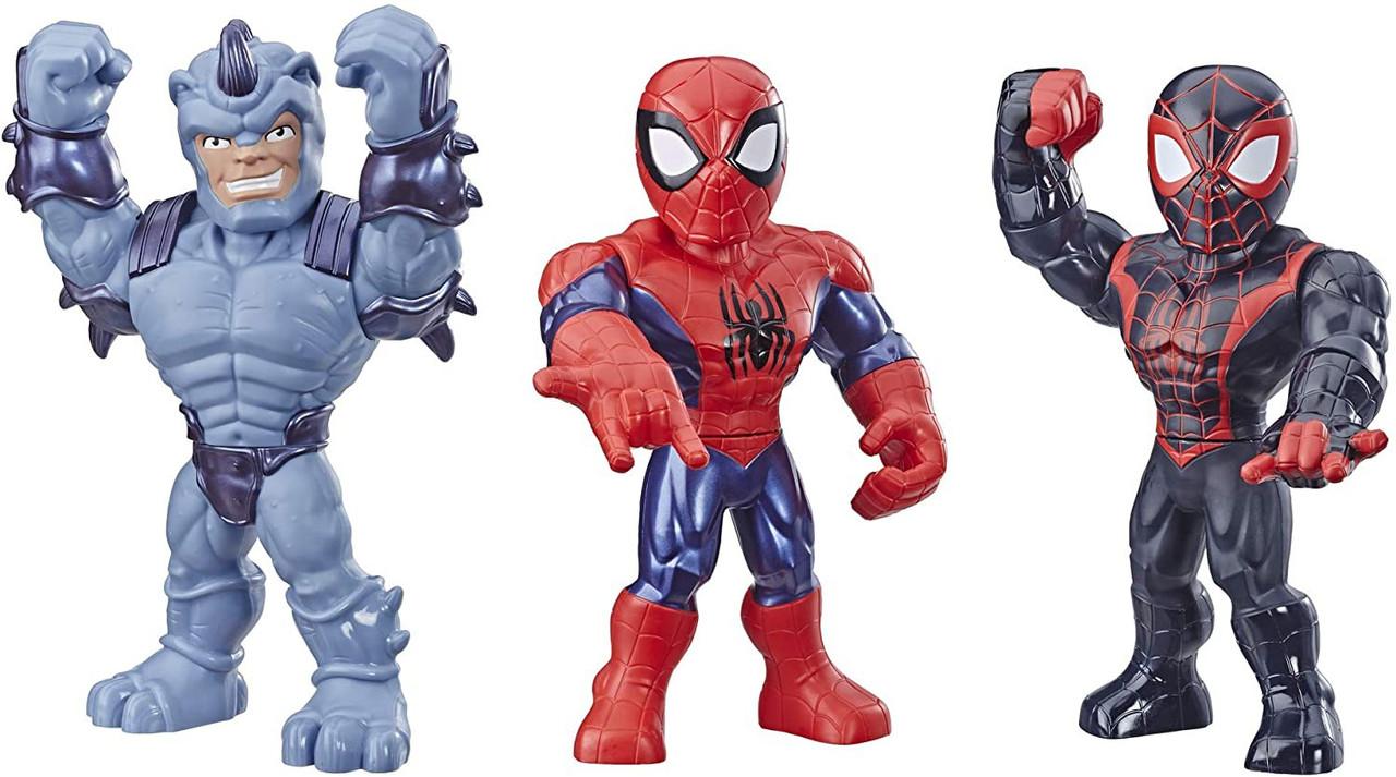 Playskool Heroes Super Hero Adventures Mega Mighties Hulkbuster Action Figure