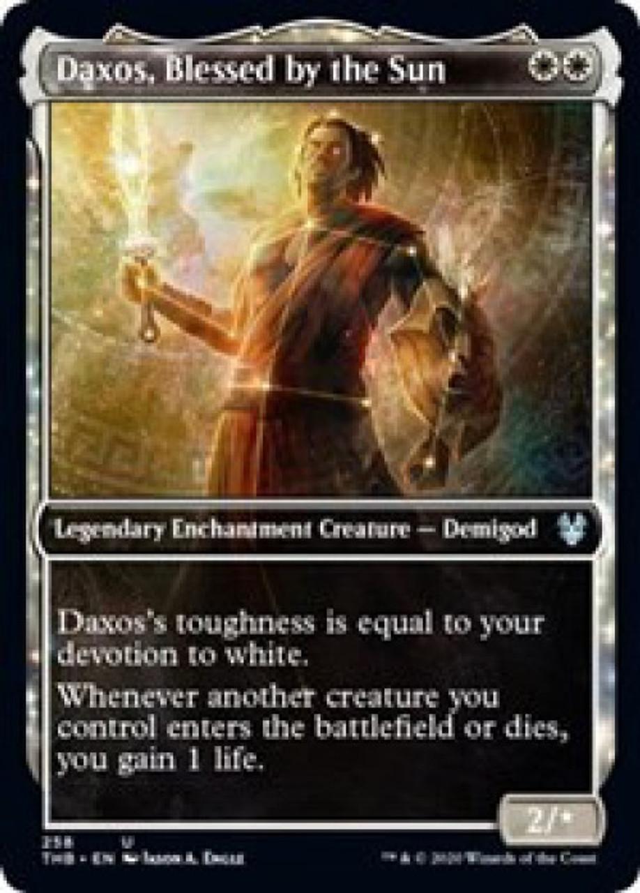 Theros Beyond Death pre-sale MTG 1  Heliod Sun-Crowned  Magic Rare