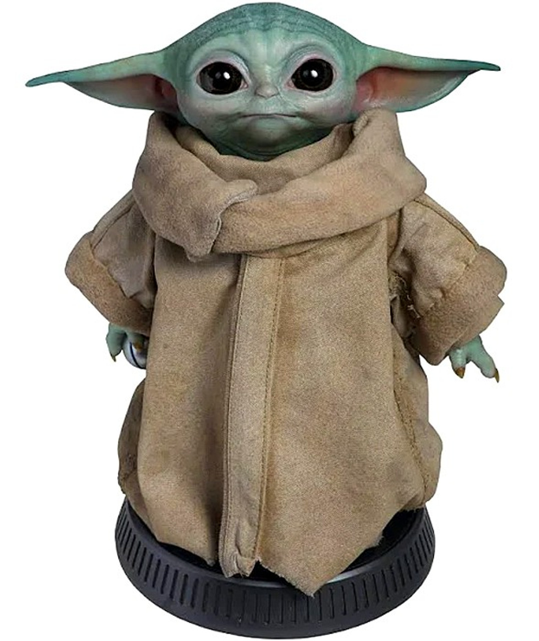 Star Wars Mandalorian The Child 7 5 Baby Yoda Electronic Talking Plush In Hand Star Wars Tv Movie And Video Game Action Figures Action Figures