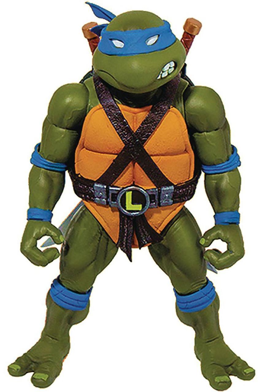 Teenage Mutant Ninja Turtles Leonardo Playmobil Action Figure Gift Idea New