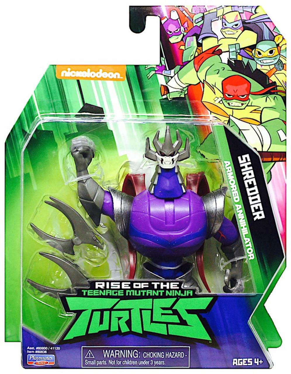 Teenage Mutant Ninja Turtles Nickelodeon Rise Of The Tmnt Shredder