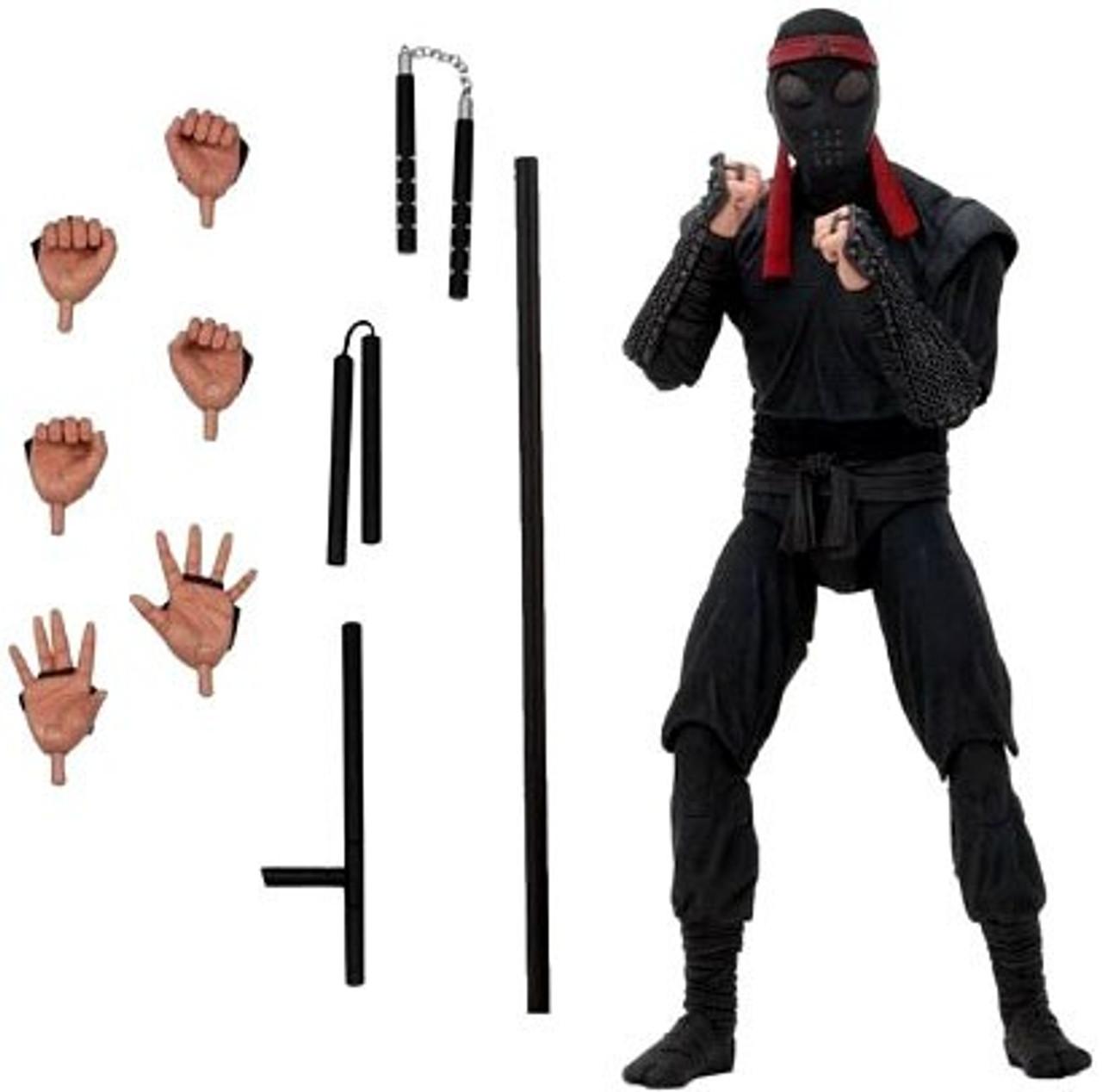 Neca Teenage Mutant Ninja Turtles Foot Soldier Melee Weaponry 7