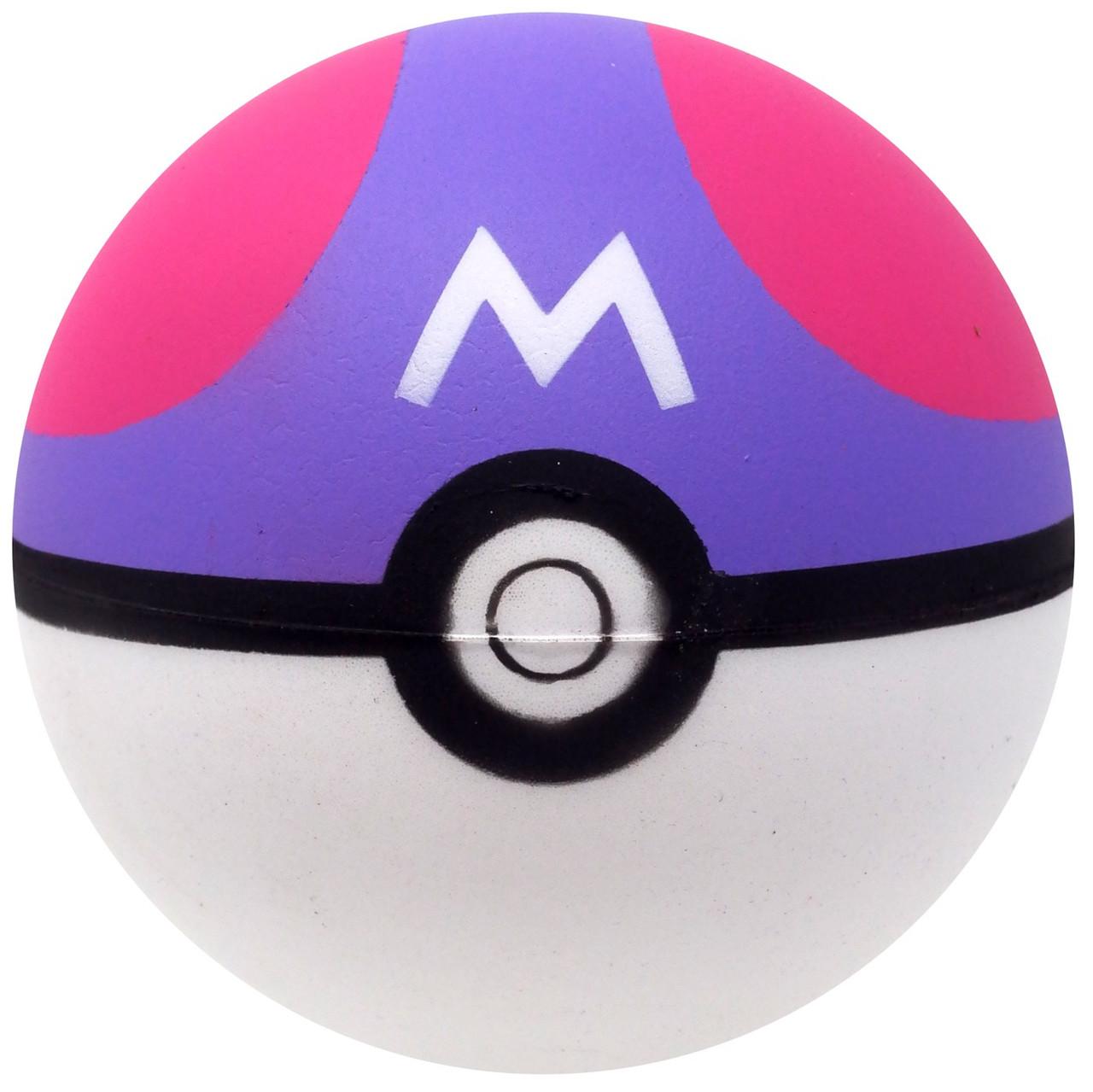 Pokemon Master Ball 2 Foam Ball Toywiz