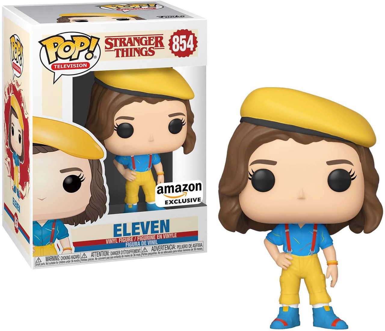FIGURINE FUNKO POP ELEVEN MALL OUTFIT STRANGER THINGS