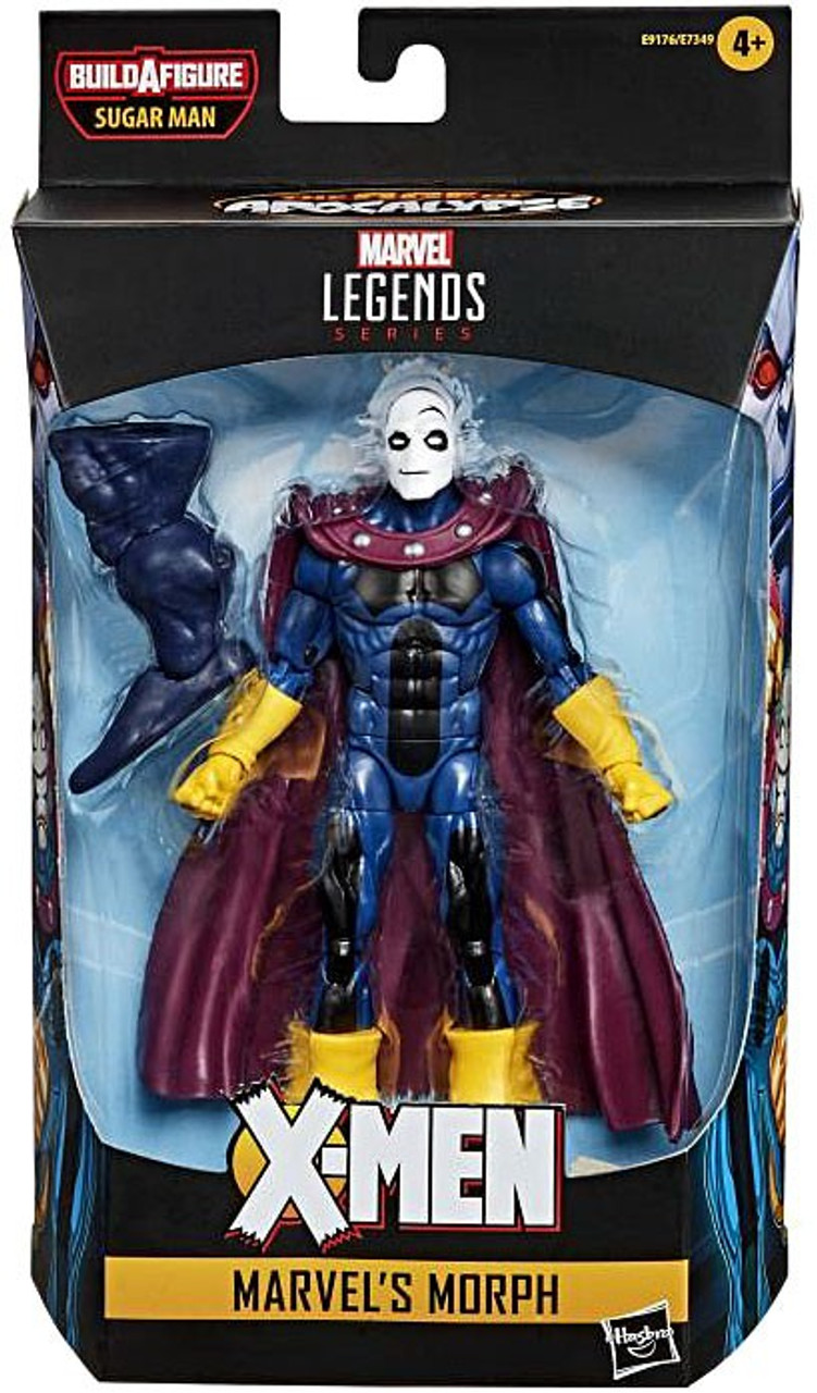 X-Men Marvel Legends Sugar Man Figurine Marvel/'s Morph - Hasbro