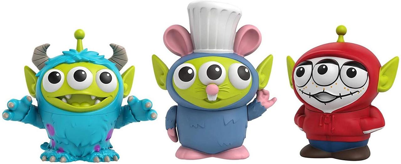 Disney Pixar Toy Story Alien Remix Little Green Men as Bo Peep 2020 Disney Pin