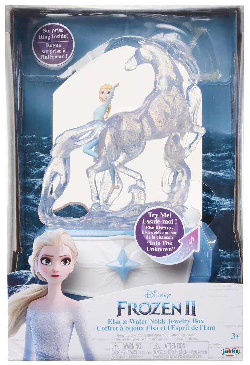 Disney Frozen II Elsa /& the Nokk