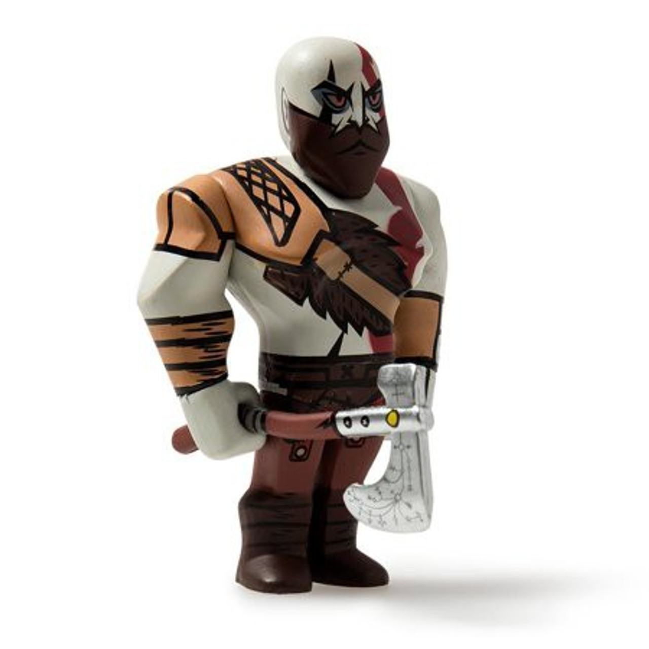 "Kidrobot GOD OF WAR Mini Series ATREUS 3/"" Vinyl Figure Opened Blind Box"