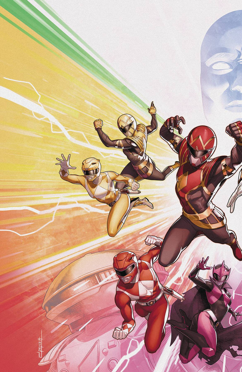Boom Studios Mighty Morphin Power Rangers #45 Necessary Evil Comic Book