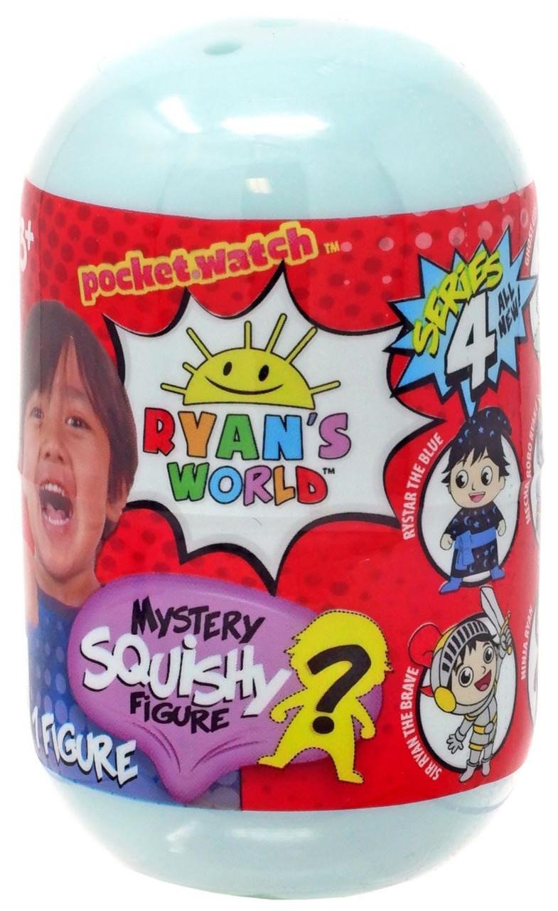 Ryans World Mystery Squishy Figure Series 5 NEW 2020