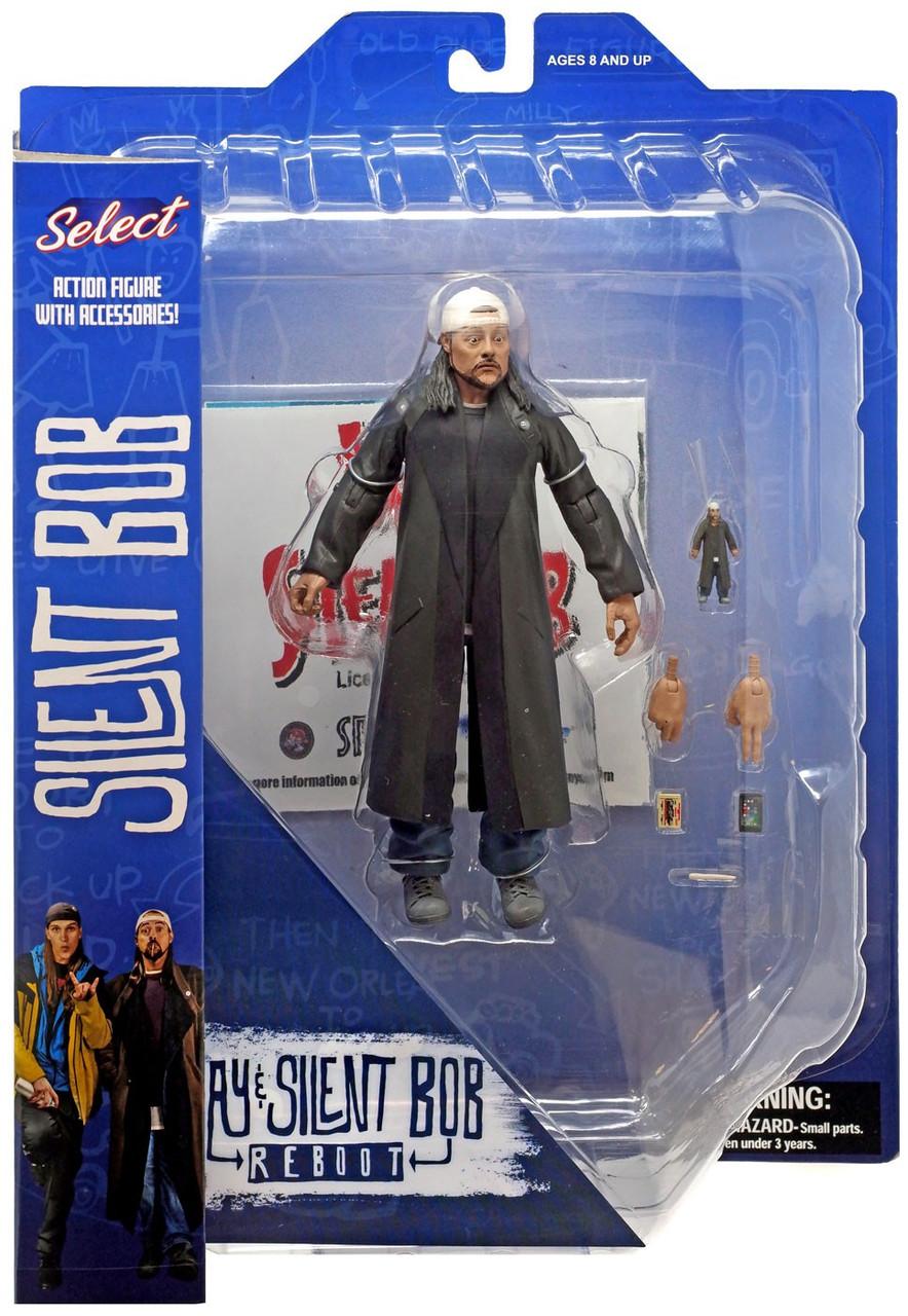Diamond Select Jay /& Silent Bob Strike Back Street Jay Action Figure