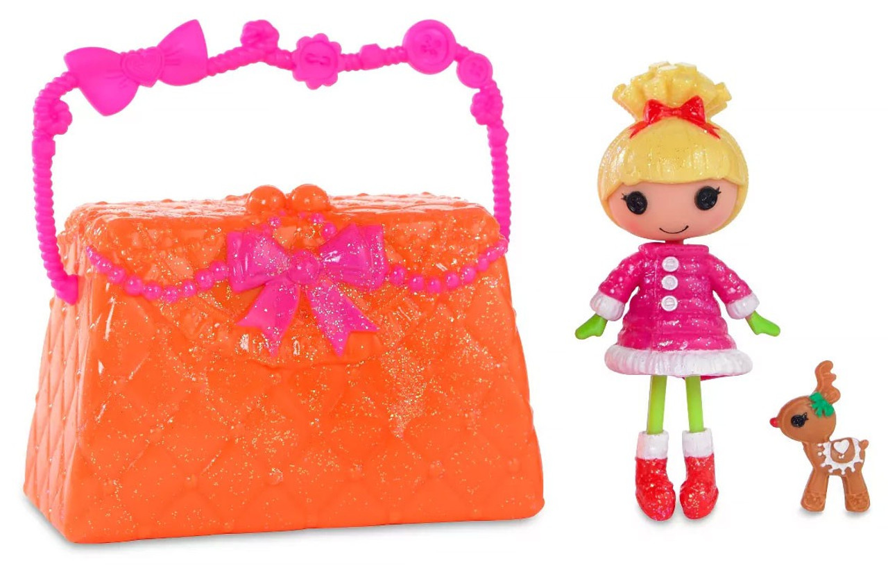 NEW *Lalaloopsy Minis* Surprise Purse Mystery Doll Series 4 ~FREE SHIPPING~