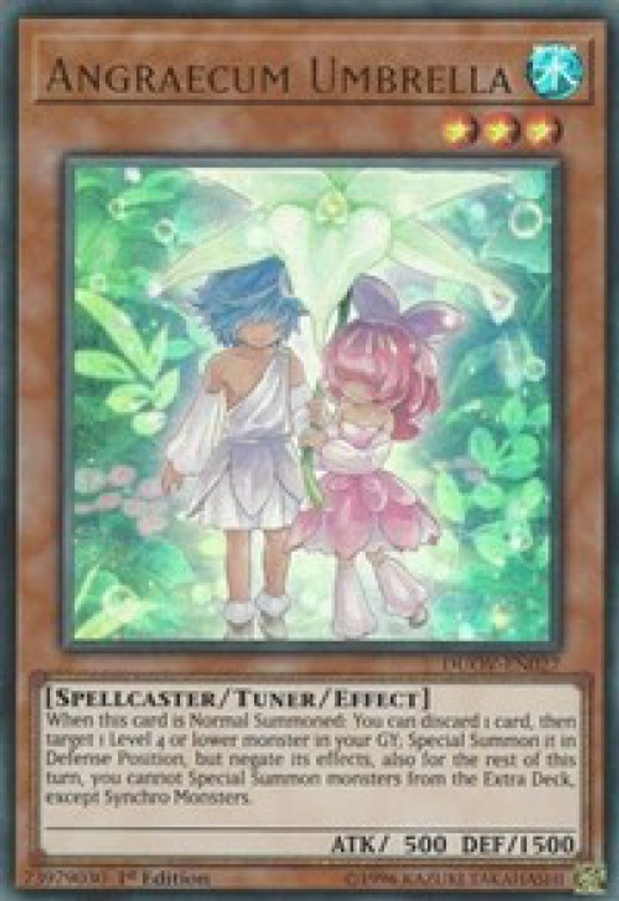 DUOV-EN054 Traptrix Genlisea Ultra Rare 1st Edition Duel Overload