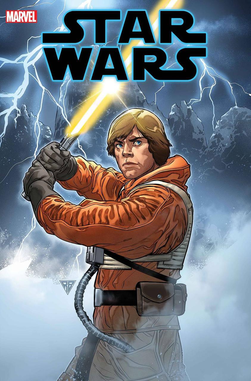 Marvel Comics Modern Reboot 1st print! Star Wars Poe Dameron #6