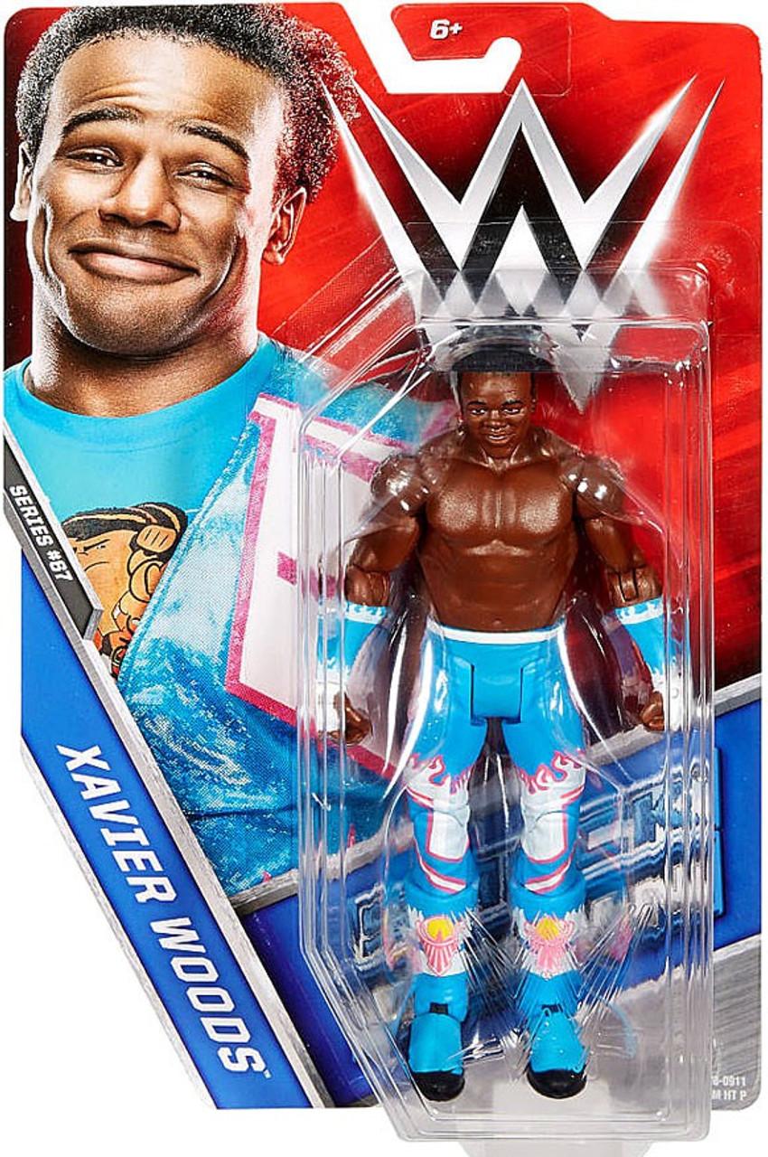 "WWE Elite 6/"" figure Xavier Woods 42 NEW ships in 24hrs Combined ship"