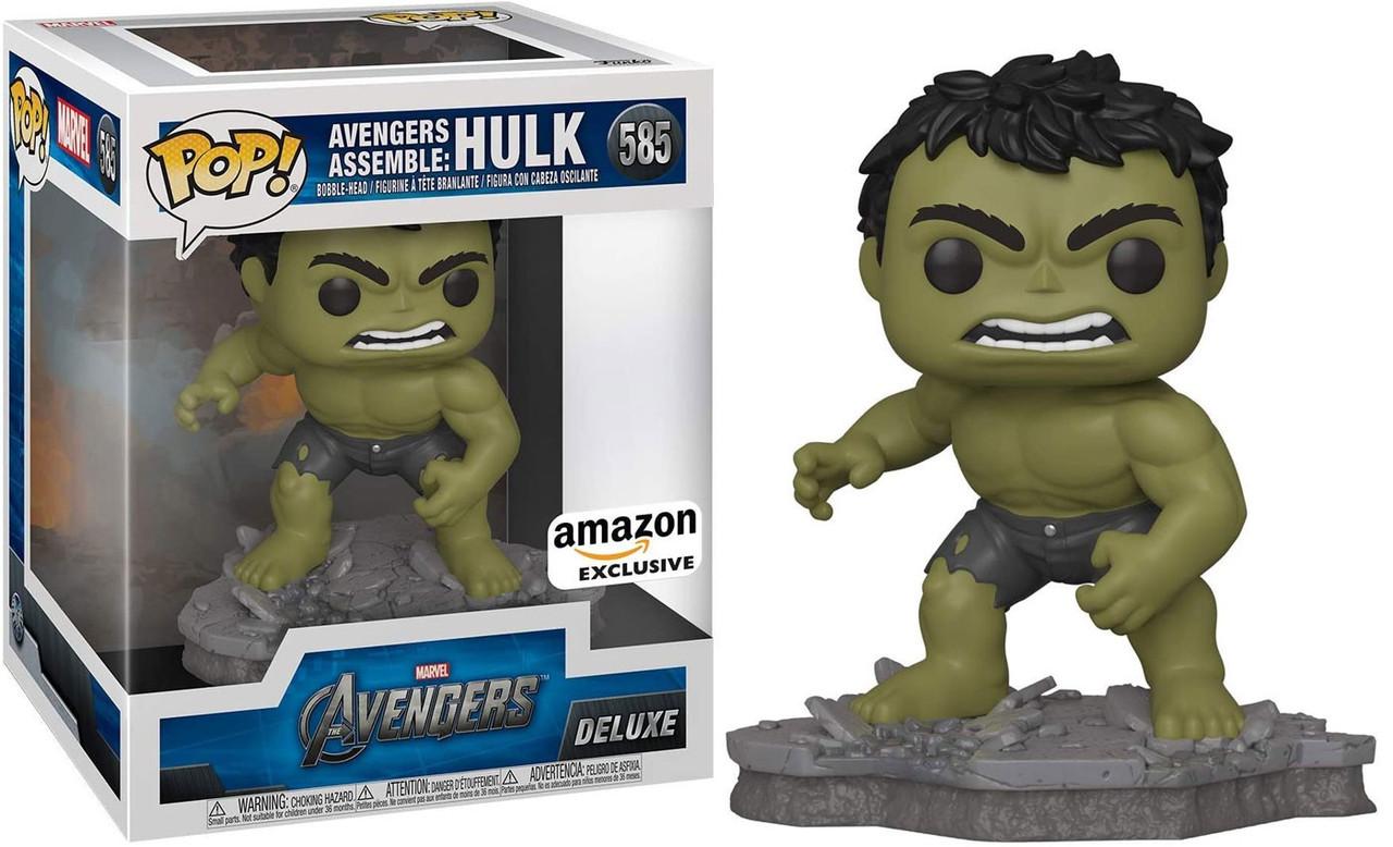 575 Avengers Issue pour Pop Vinyl Figure Hulk avec Taco