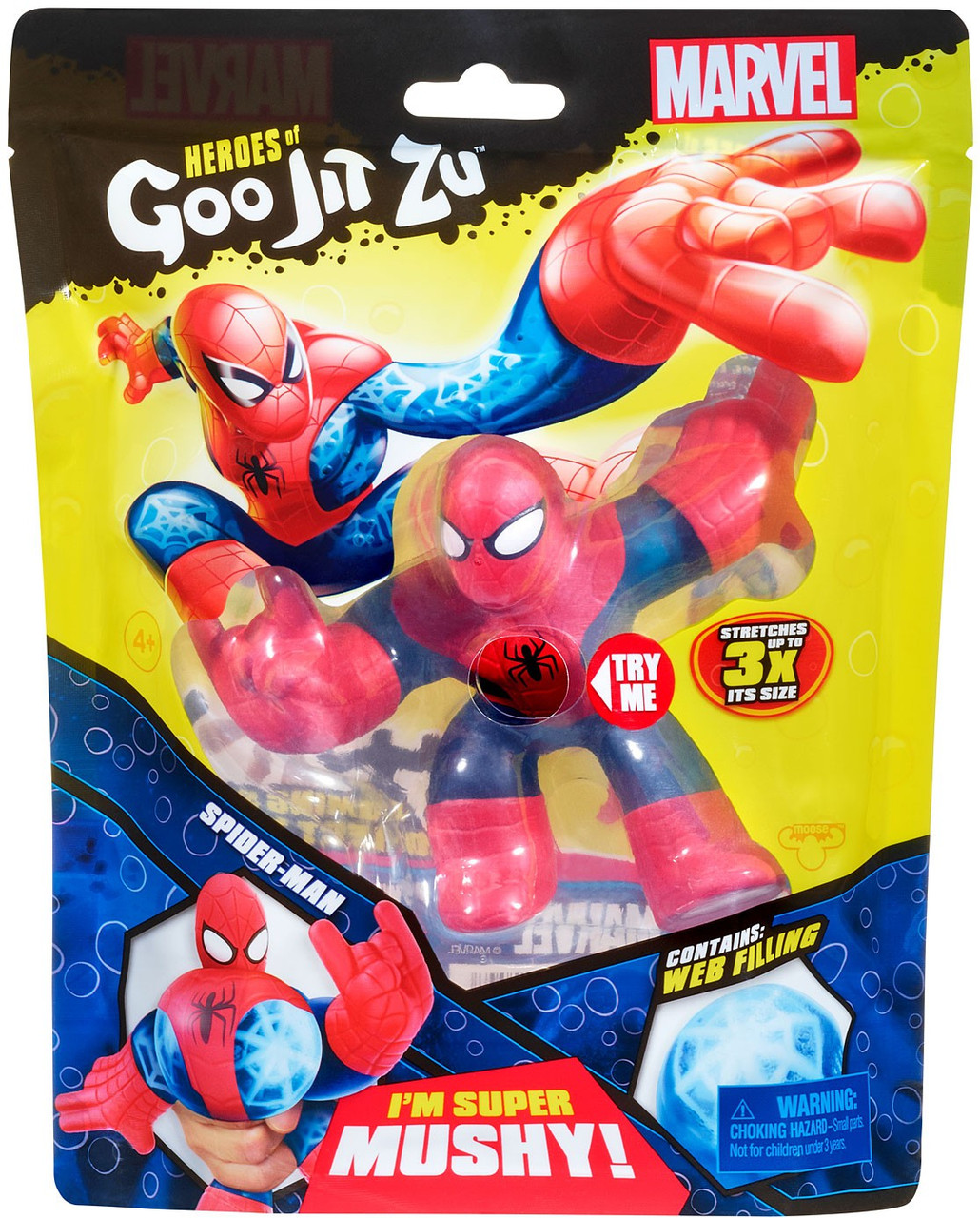Heroes of Goo jit zu Marvel Iron Man pack 2020
