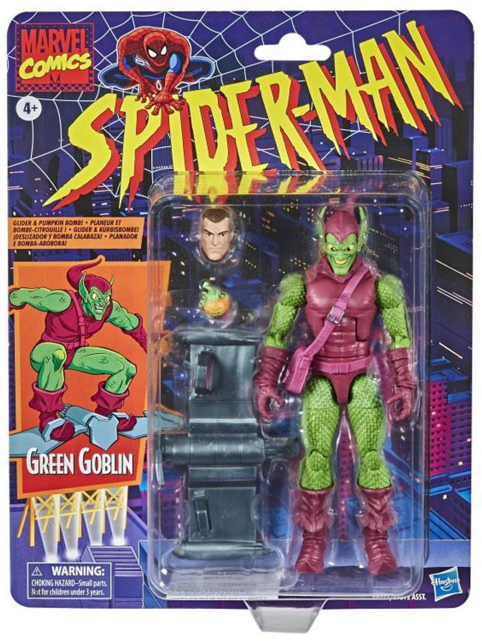 PRE-ORDER November Spider-Man Marvel Legends Retro Collection Marvel/'s Kingpin
