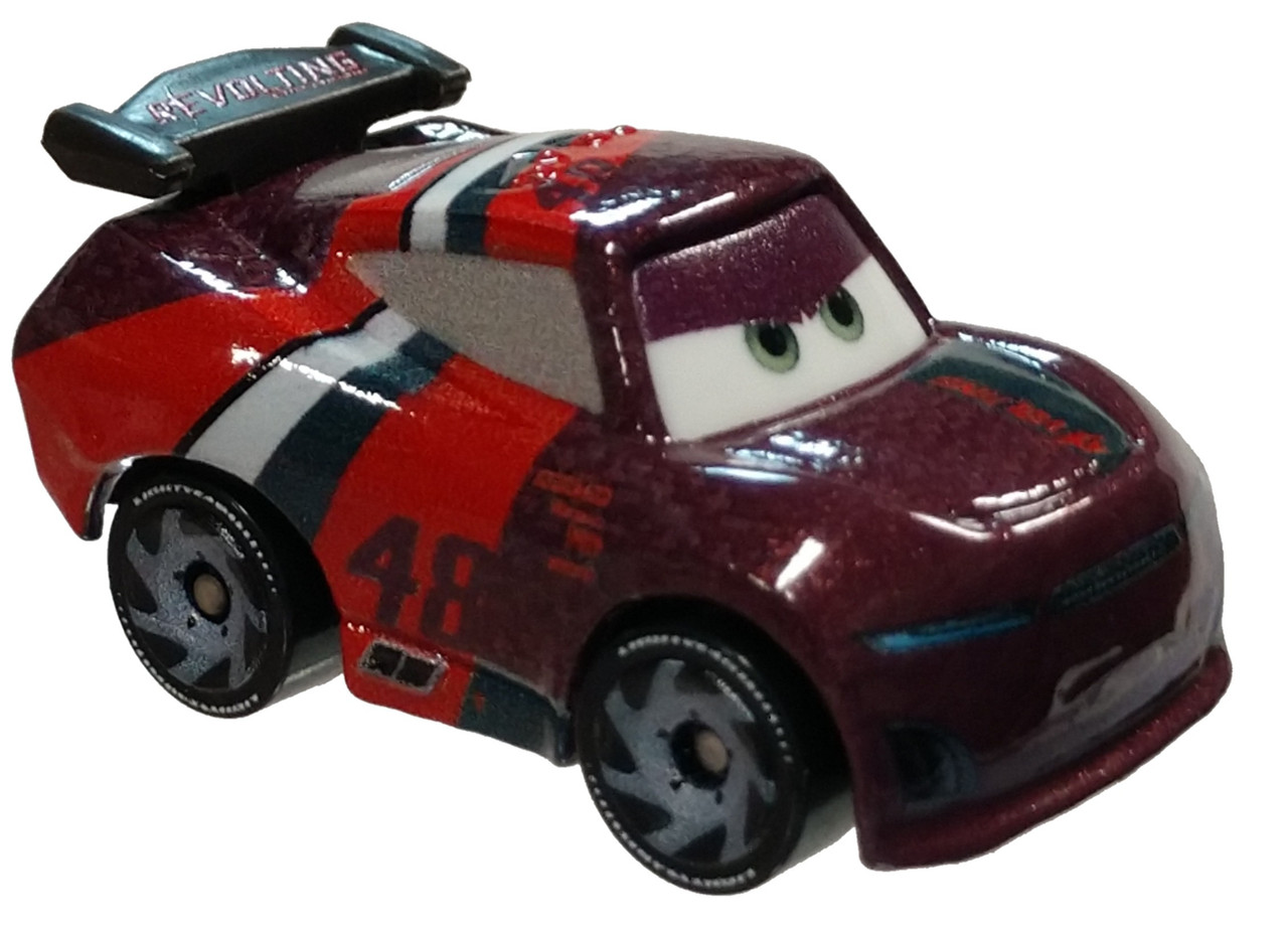 Disney Cars 3 Metal Mini Racers Series 4 Aaron Clocker Die Cast