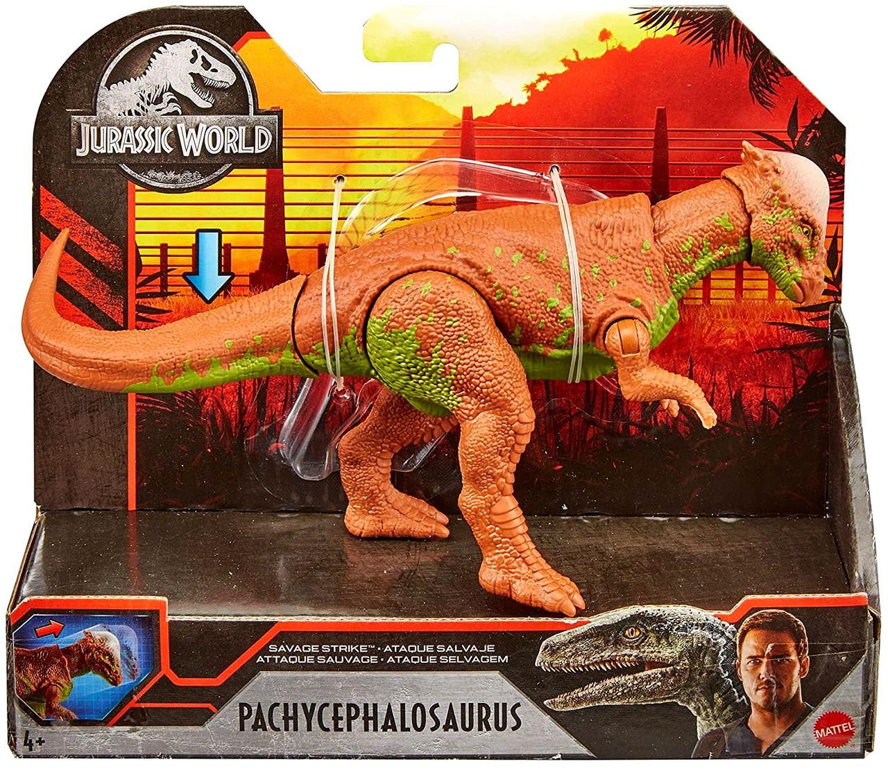Japanese Version Jurassic World Savage Strike Scutosaurus