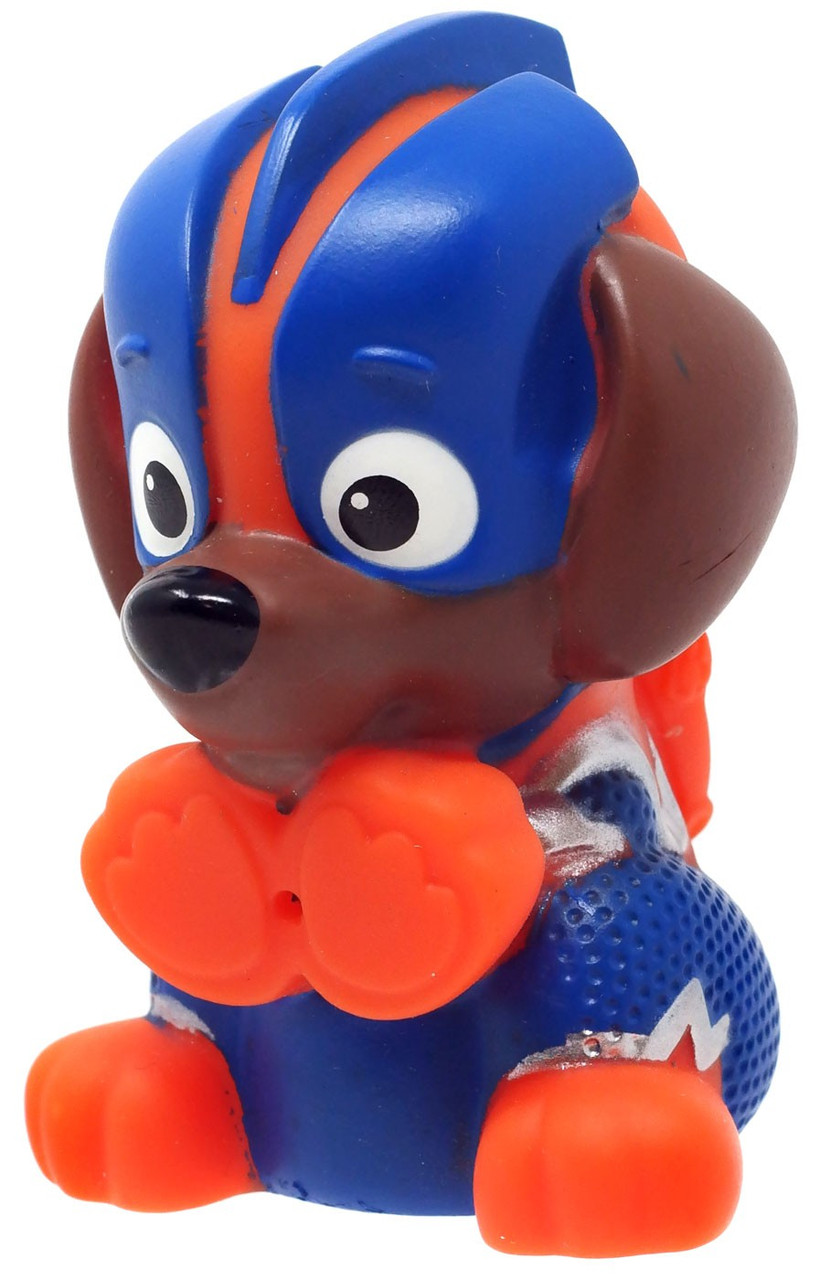 Paw Patrol Mighty Pups Charged Up Zuma Bath Squirter Spin Master Toywiz