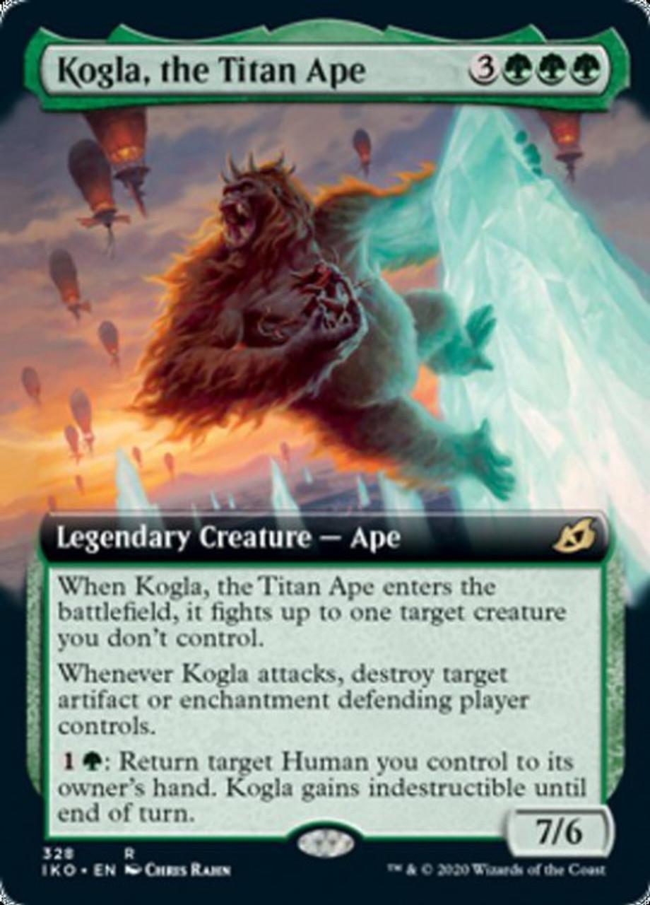 Ikoria: Lair of Behemoths Bonders/' Enclave