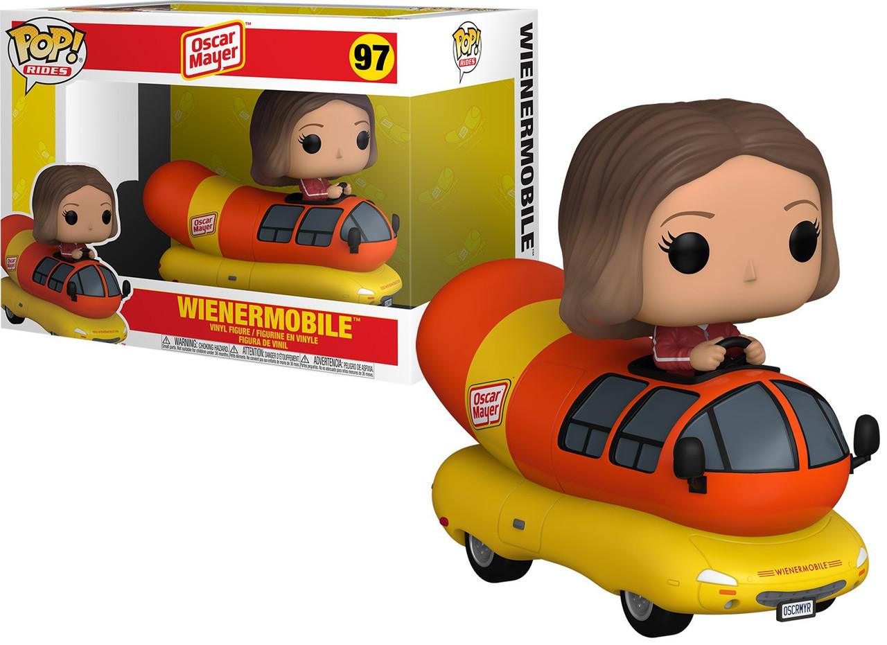NEW IN STOCK Funko POP Rides Ad Icons Oscar Mayer Wienermobile