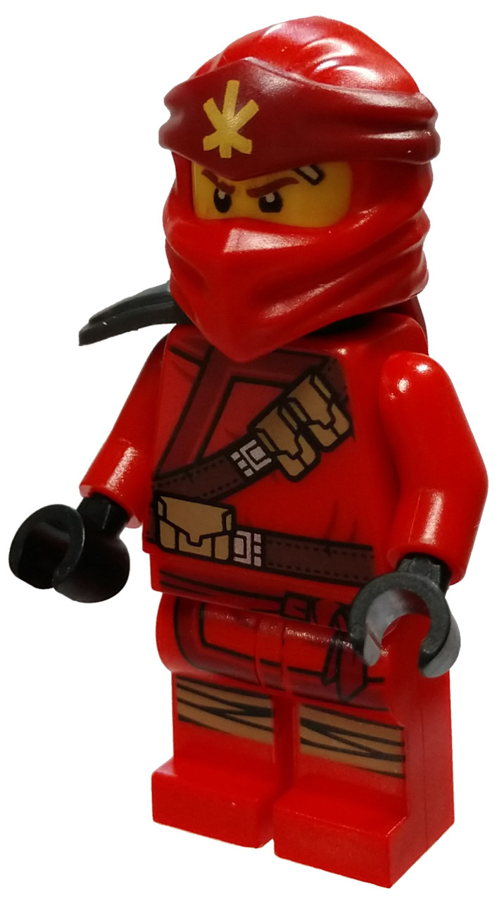 Loose LEGO Ninjago Secrets of the Forbidden Spinjitzu Nya Minifigure