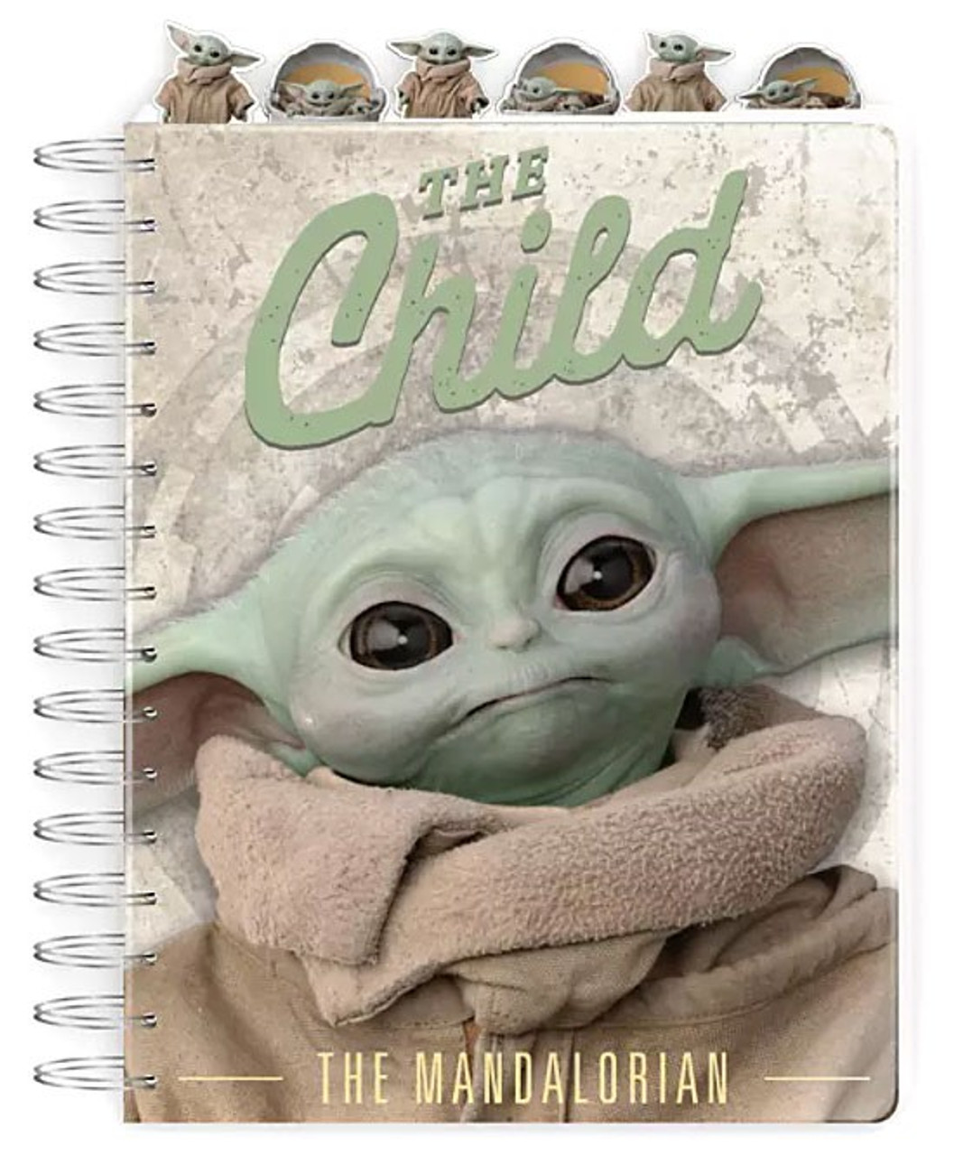 Baby Yoda Star Wars Mandalorian Hello Friend Chubby Lunch Box
