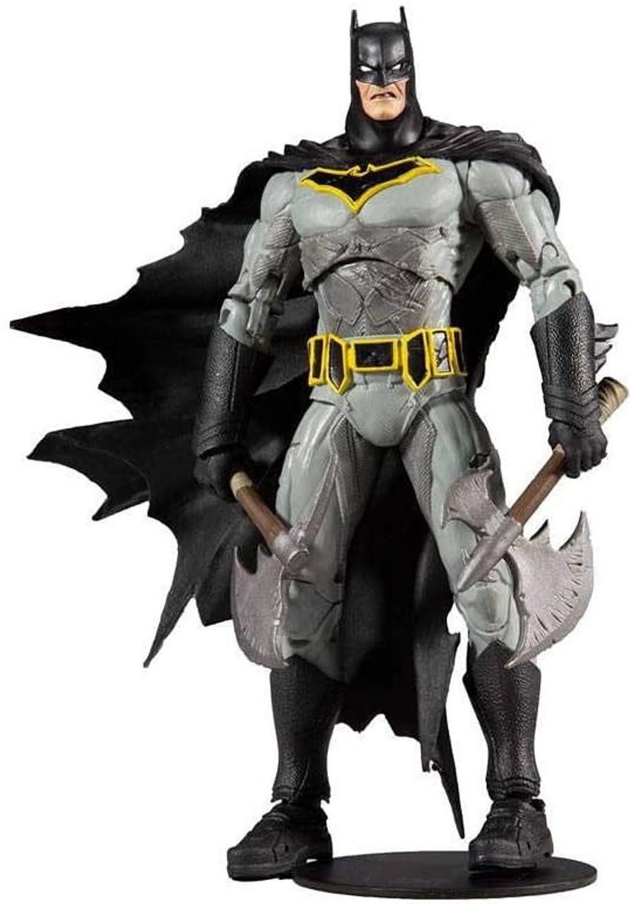 Metal the Merciless minifigure action DC Comic Batman  movie toy figure