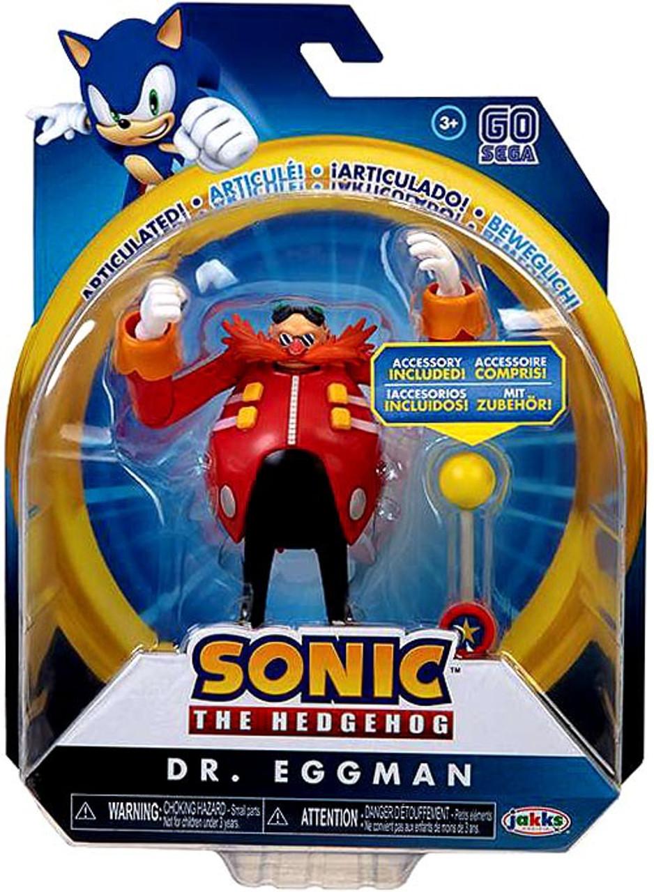 NEW SONIC THE HEDGEHOG Sonic Figure ToyDoll Building SET OF 8 WAVE 3 Custom