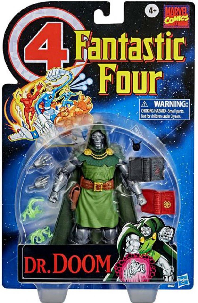 """Doom 6/"""" Action Figure PRE-ORDER NEW Marvel Fantastic Four Vintage Collection Dr"""