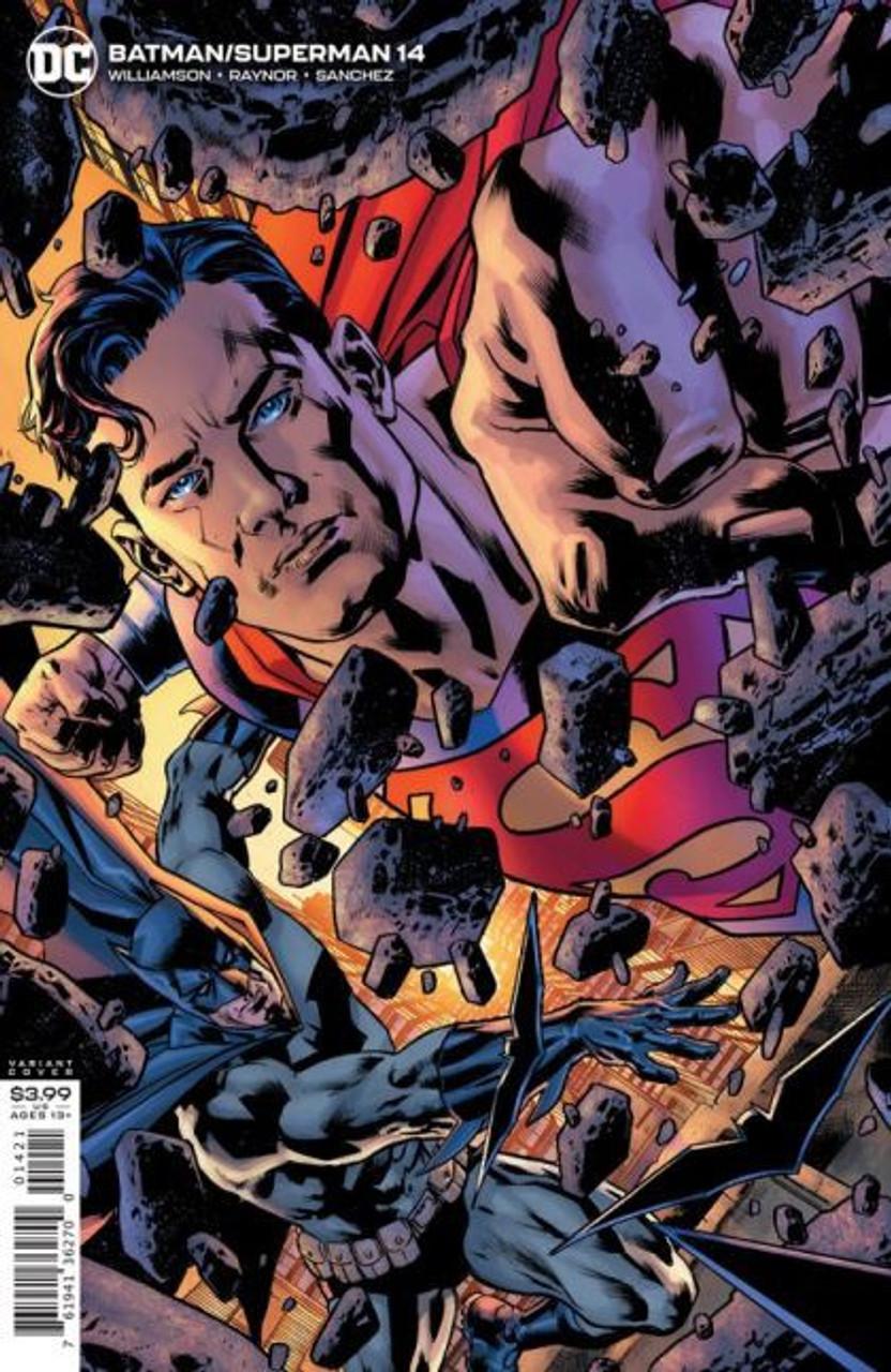 2020 SUPERMAN #20 1ST PRINTING BRYAN HITCH VARIANT COVER  DC COMICS