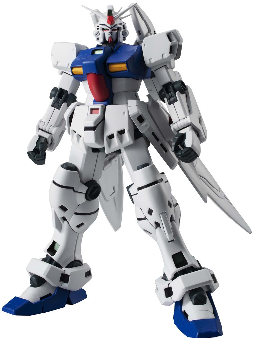 Bandai Robot Spirits Side MS RX-78-3 G-3 Gundam ver N.I.M.E. A