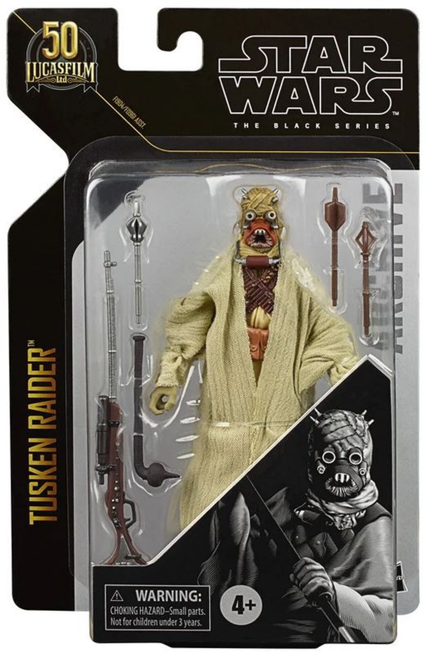 Tusken Raider Star Wars minifigure cartoon tv toy figure