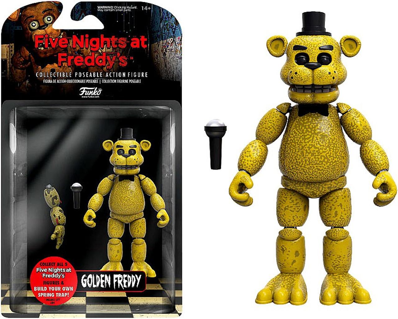 Limited Edition Freddy Fazbear Tin 10 Funko Five Nights At Freddy/'s Blind Bags