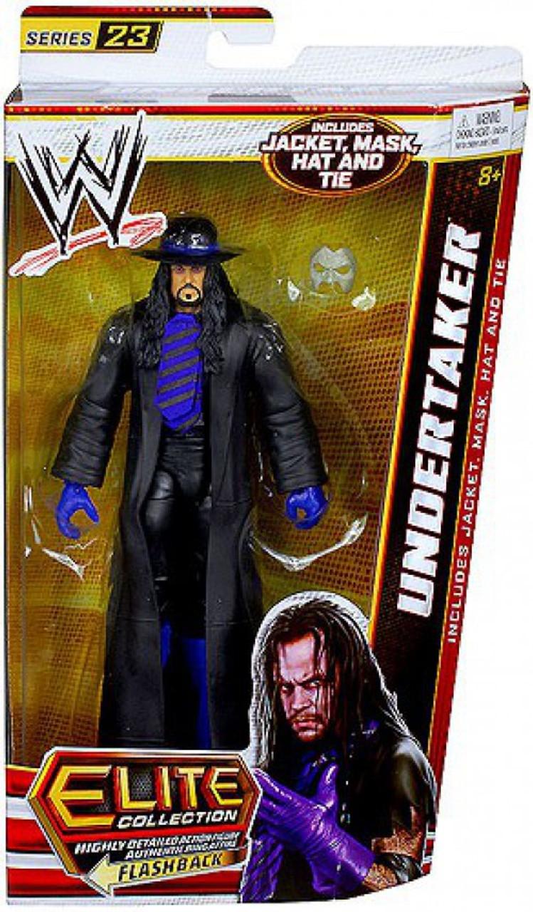 WWE Mattel Elite Undertaker Accessory Figure Hat