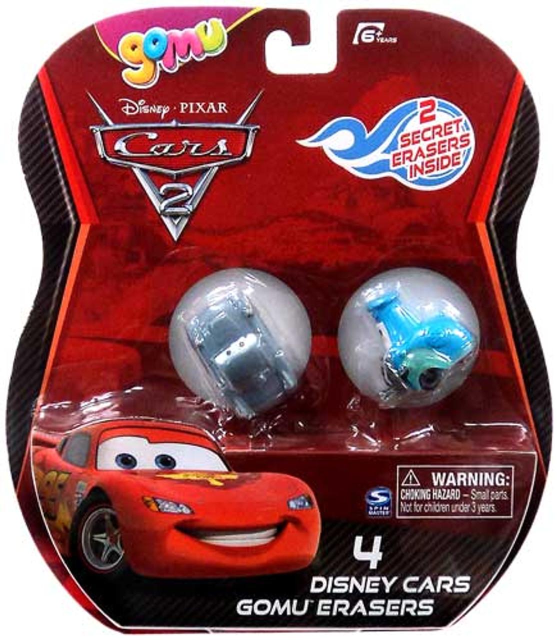 disney pixar cars cars 2 gomu finn mcmissile guido gomu