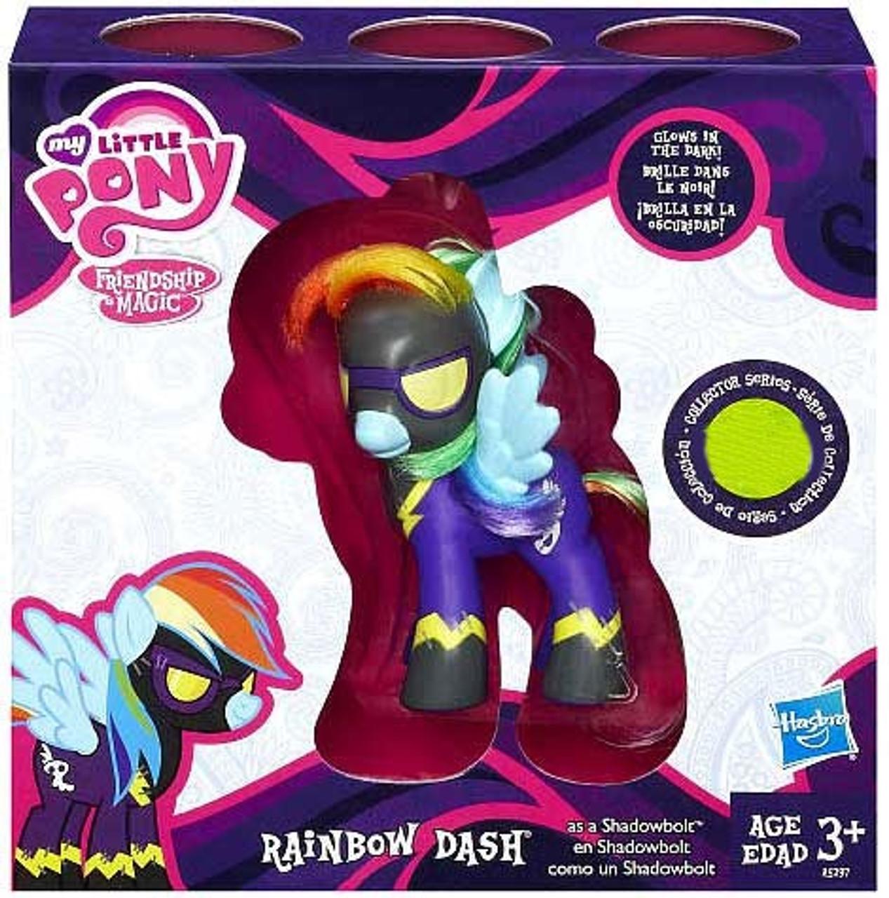 My Little Pony Rainbow Dash Cupcake Keepsakes Series 1 Mini-Figure