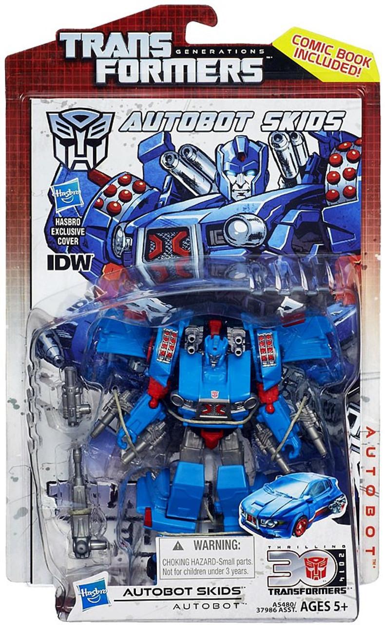 Transformers 30th Anniversary Generations IDW Hasbro CHROMIA Figure
