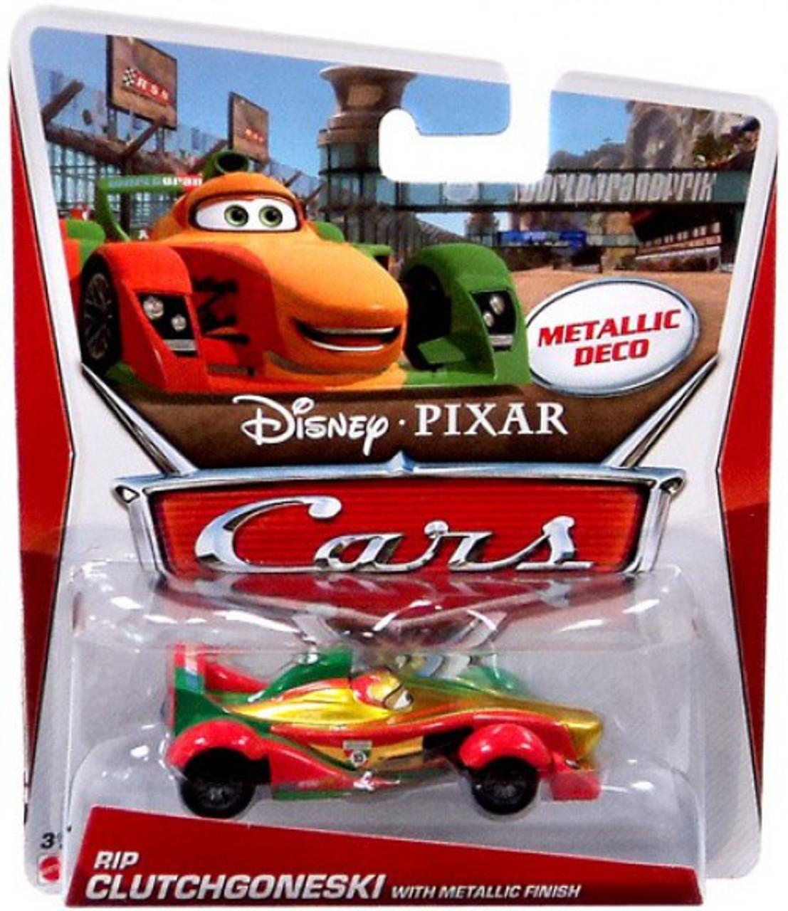 Mattel Cars 3 Personaggio 1:55 RIP CLUTCHGONESKI