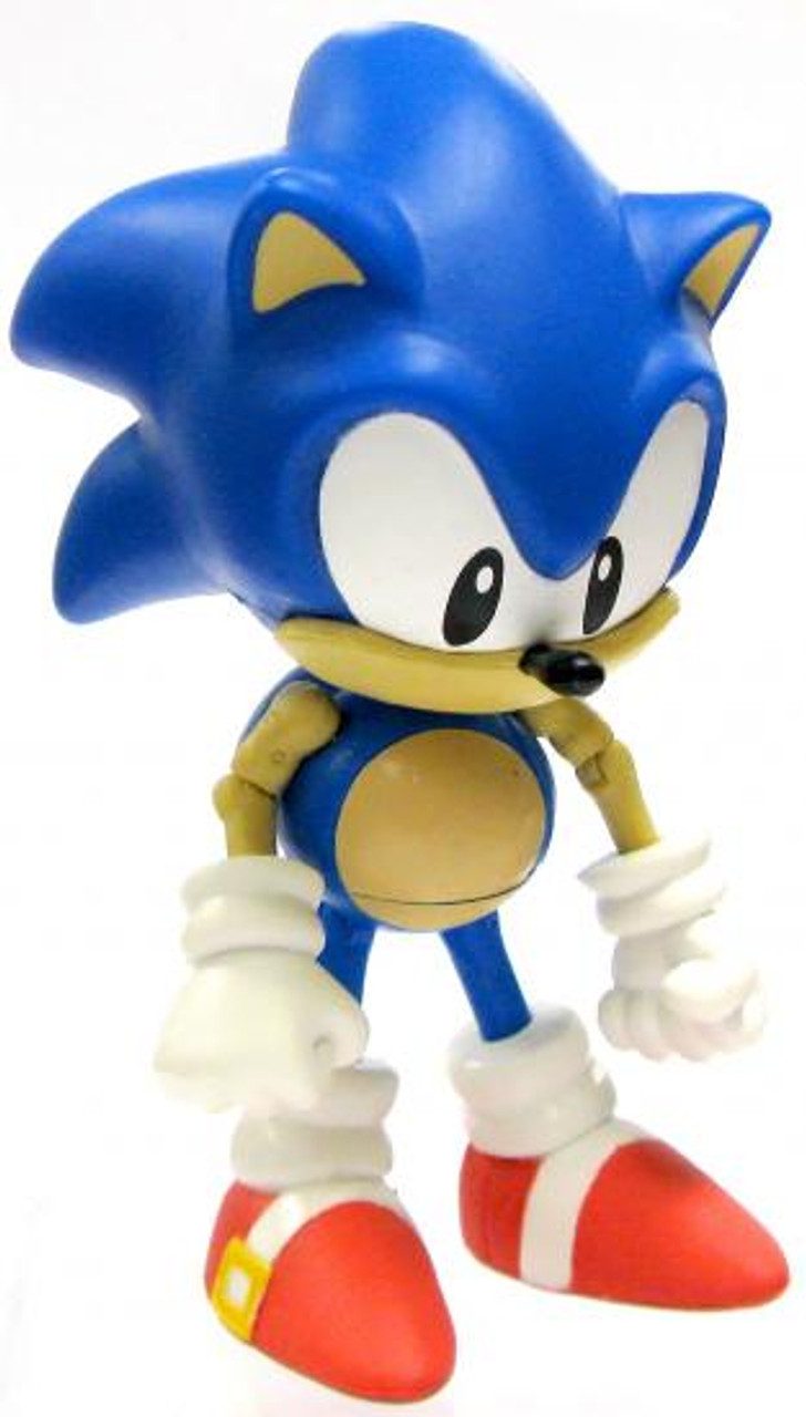 Sonic The Hedgehog Sonic 4 Action Figure Classic Loose Jazwares Toywiz