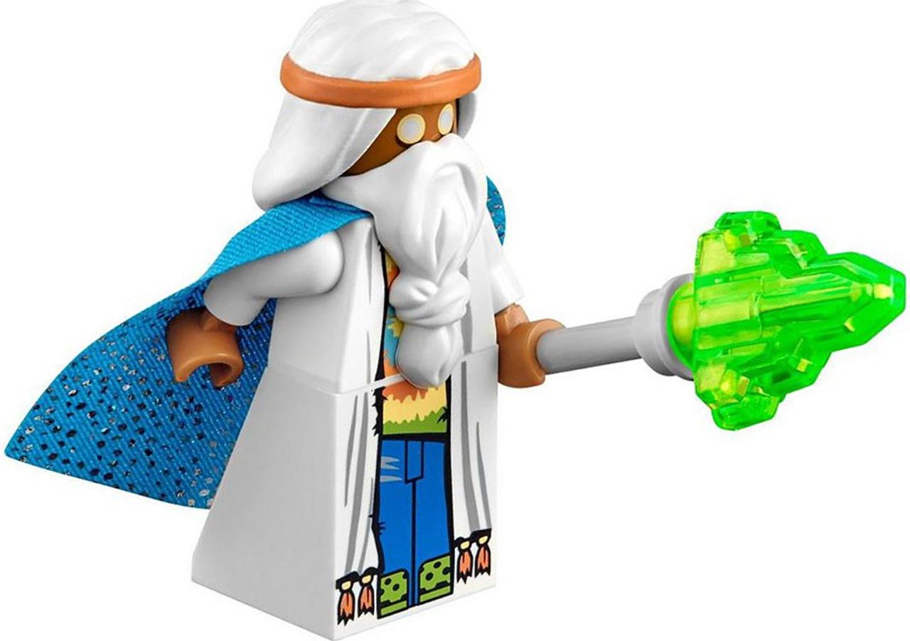 The LEGO Movie Loose Vitruvius Minifigure Tie Dye   ToyWiz