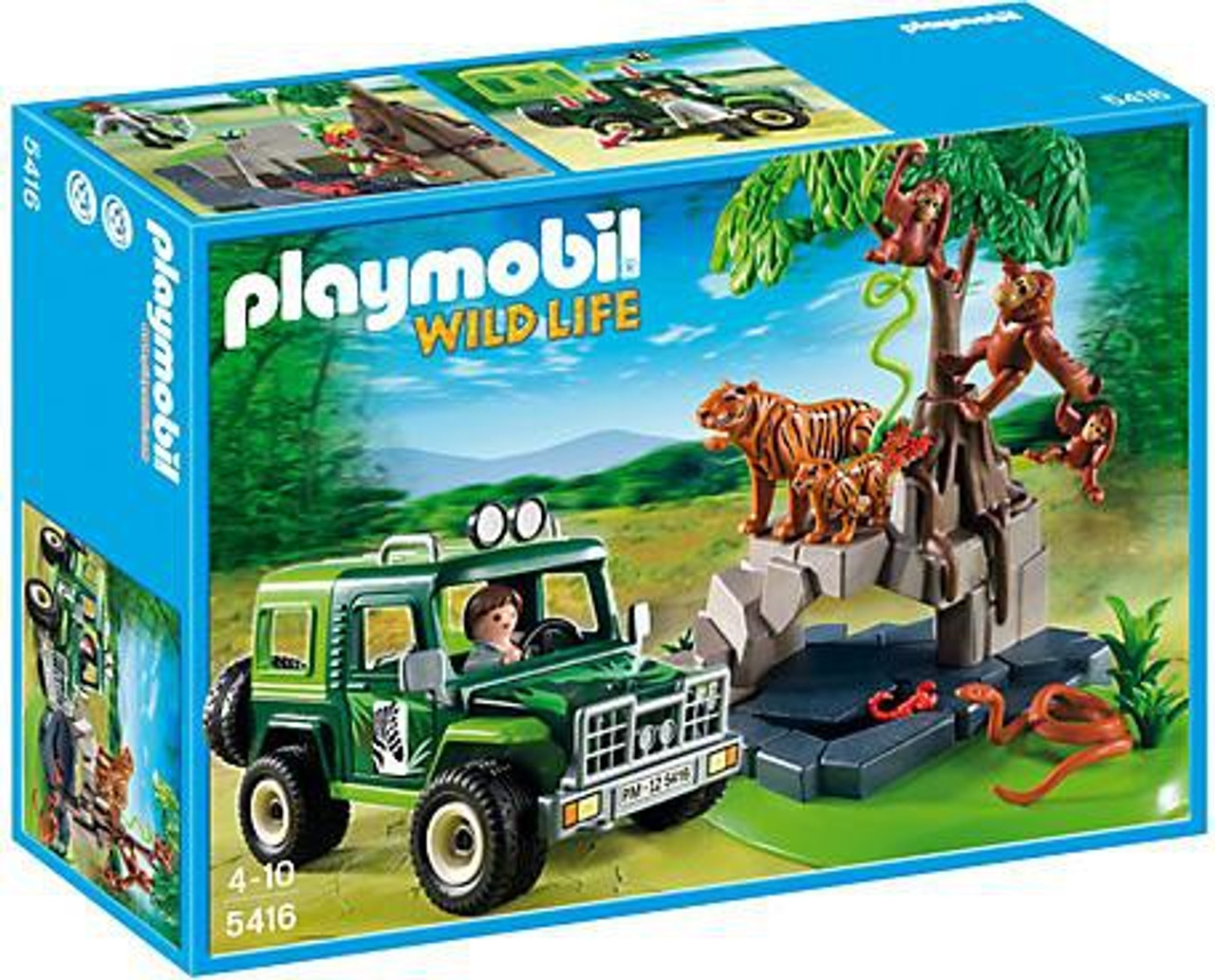 Playmobil New Style Lynx Wildlife for zoo safari NEW