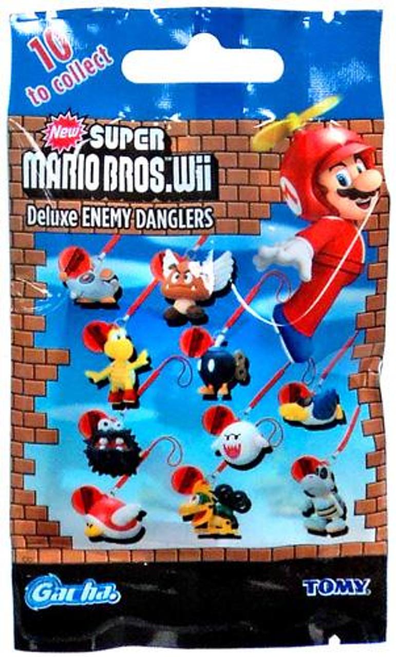 New Super Mario Bros Wii New Super Mario Bros Wii Enemy Danglers 1