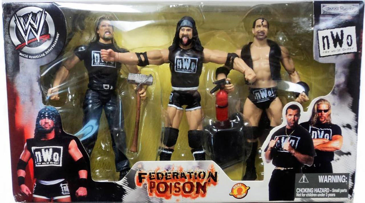 WWE Mattel Raw Tag Title Belt Elite Series Wrestling Action Figure 2x WWF