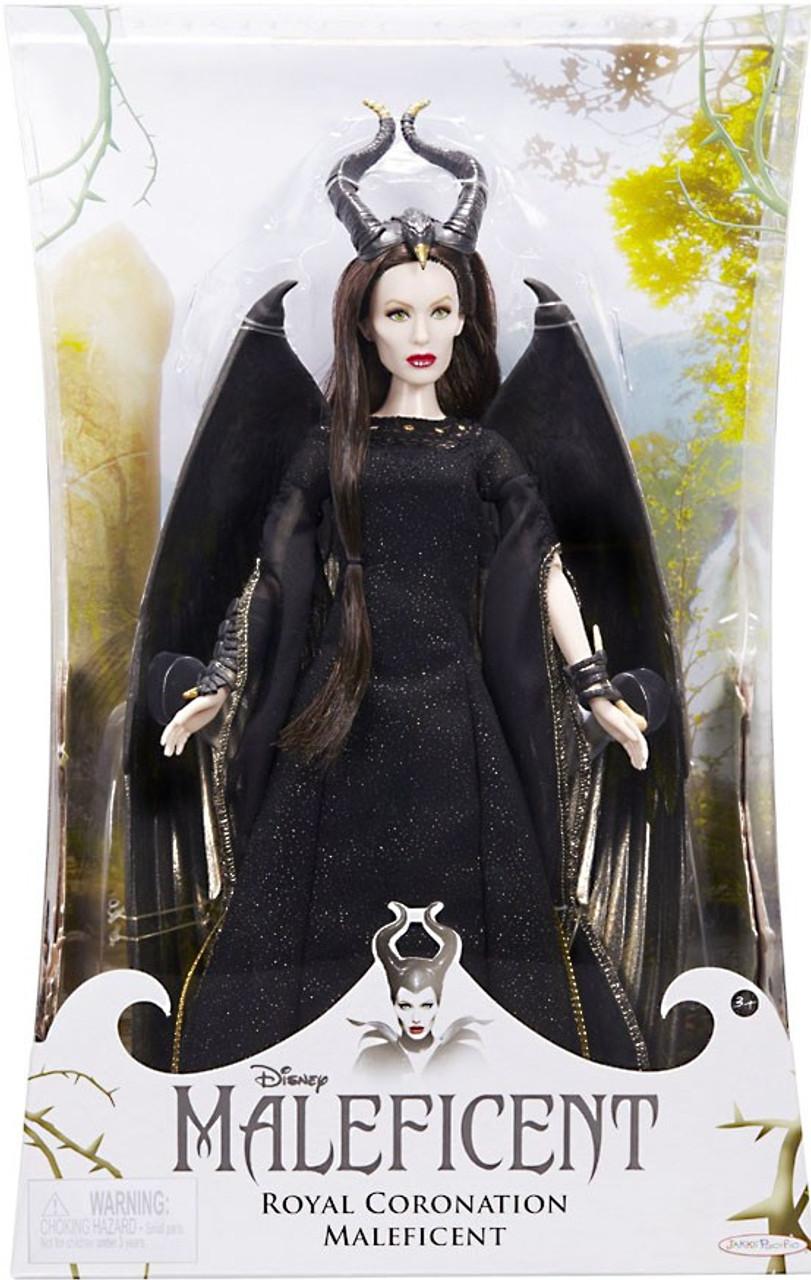 Disney Maleficent Enchanted Collector Royal Coronation Aurora 12-Inch Doll