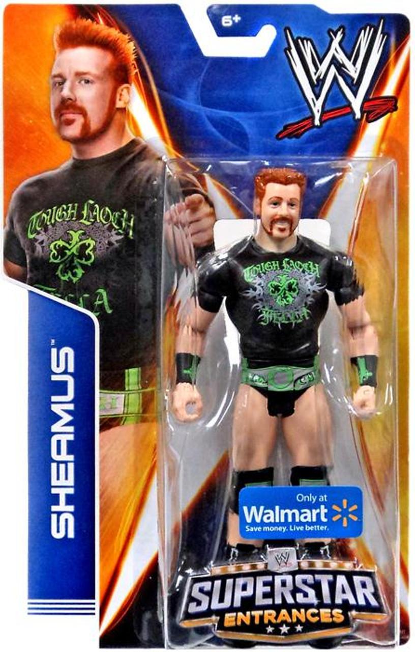 WWE Wrestling Sheamus Laoch Black T Shirt New Official
