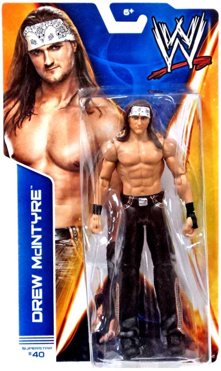 WWE Figure Series #50 Superstar #34 Goldust Action Figure